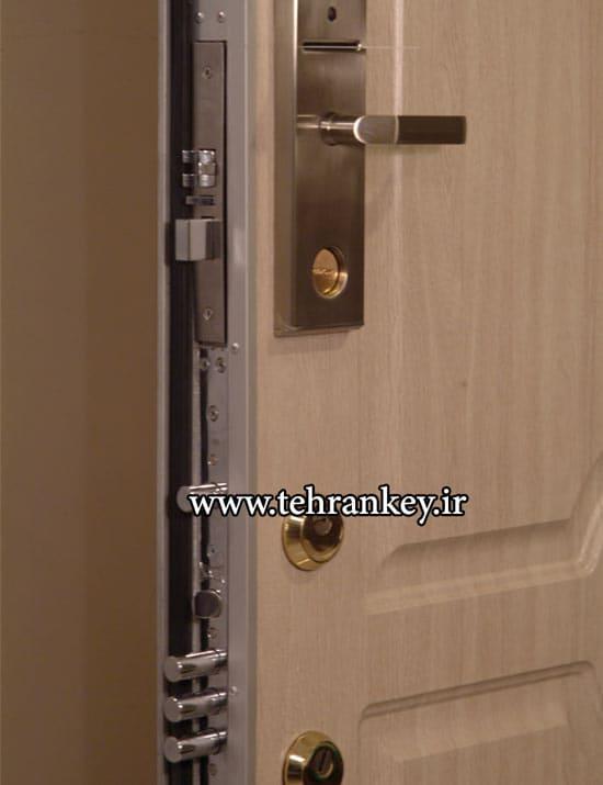 درب ضد سرقت اتوماتیک