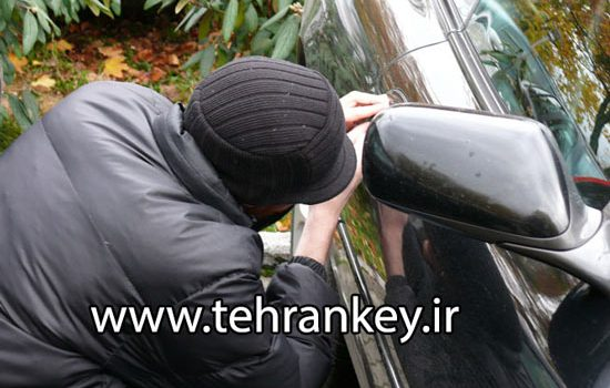 راهکار های بالا بردن امنیت خودرو