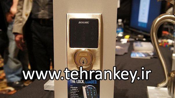 قفل دیجیتال schalge