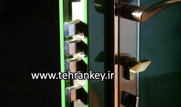 تفاوت های درب های ضد سرقت با درب معمولی