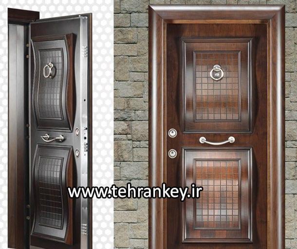 درب ضد سرقت مناسب منزل شما کدام است؟