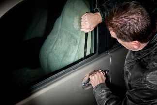 بار کردن درب خودرو بدون کلید