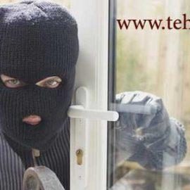 چگونگی نصب درب ضد سرقت