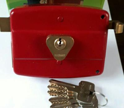 اجرت ساخت کلید برای قفل های بدون کلید