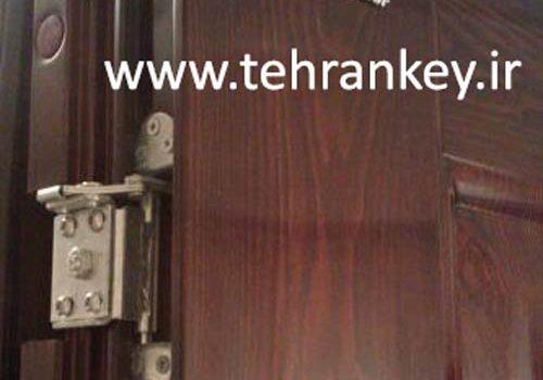فواید استفاده از لولای مخفی درب ضد سرقت