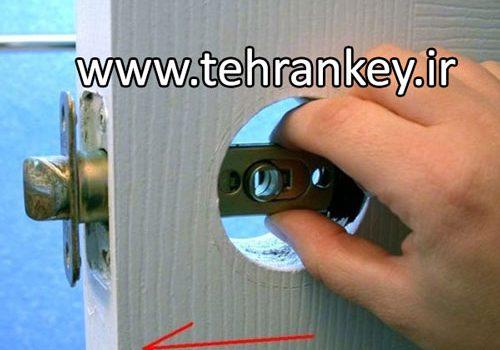 انواع توپی و مغزی قفل درب های ورودی ساختمان و درب ضد سرقت