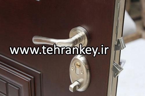 تعمیر و رگلاژ درب ضد سرقت