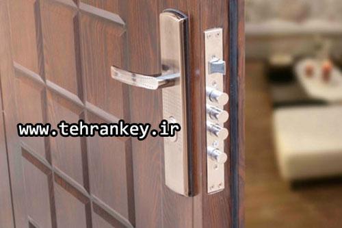 امنیت درب های ضد سرقت به نسبت دربهای معمولی