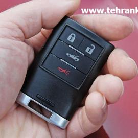سیستم دسترسی بدون کلید و سیستم کلیدی هوشمند در خودرو ها