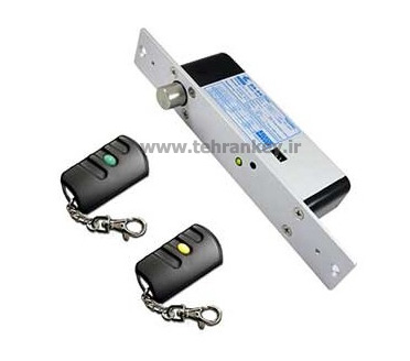 قفل ریموت کنترلی شفتی