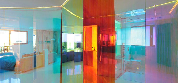 شیشه های دو جداره لمینت