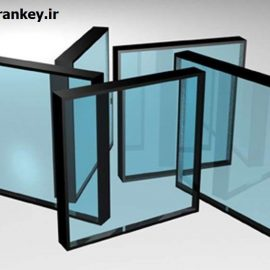 ویژگی های شیشه استاندارد برای پنجره های دو جداره