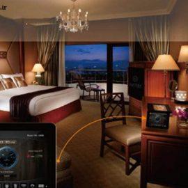 هوشمند سازی هتل ها