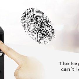 آشنایی با قفل دیجیتال بیومتریک