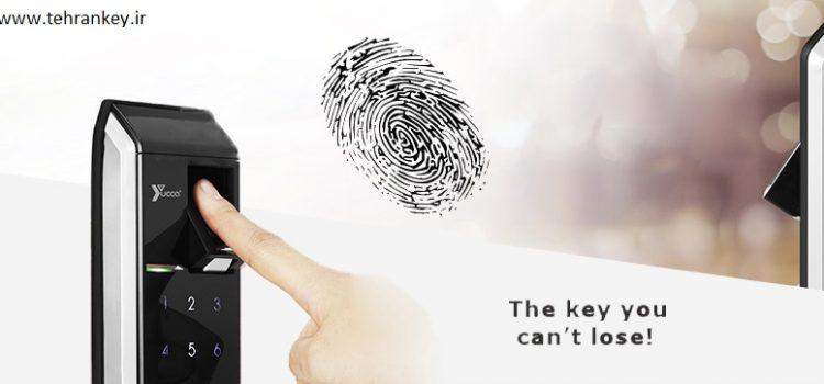 آشنایی با قفل های اثر انگشتی