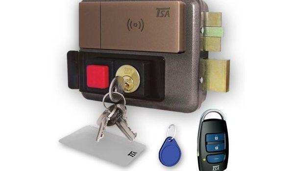فواید خرید قفل برقی کارت و ریموتی TSA