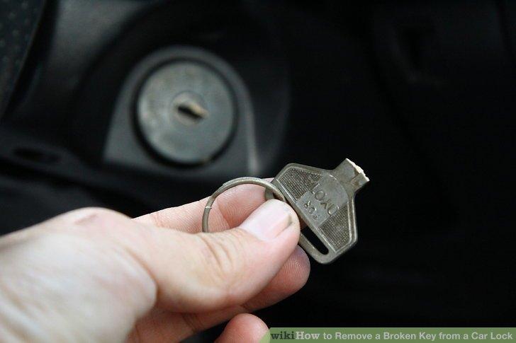 نحوه در آوردن سوئیچ شکسته از قفل خودرو