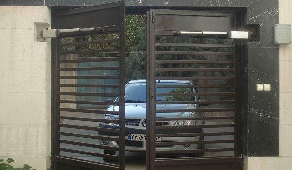 آموزش تعمیر ریموت درب پارکینگ