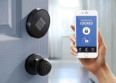 مزایای استفاده از کلیدهای دیجیتالی قفل هوشمند