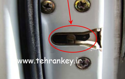 تعویض قفل مکانیکی درب خودرو