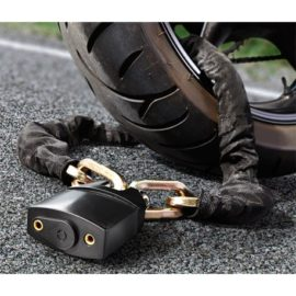 قفل موتور سیکلت