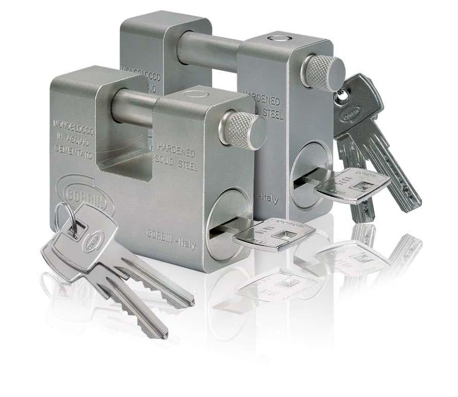 قفل های کتابی