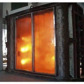 درب شیشه ای ضد حریق